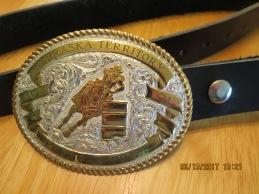 elkhorn buckle hasselstrom